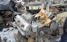 Двигатель ЯМЗ-236, ЯМЗ-238 практически новые, пробег около 500 км