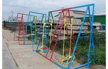 Качалки и карусели для детских площадок