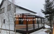 Дом, коттедж Киевское шоссе в окружении лесного массива