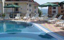 снять прекрасную двухкомнатную квартиру у моря в Святом Власе , Болгария
