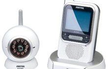 Видео и радио няни, монитор дыхания, рация