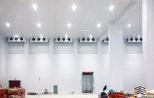Проектирование и строительство складов и холодильных терминалов