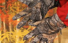 Перчатки камуфляж, маскировочные M L