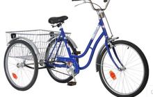 взрослый трёхколёсный велосипед продам