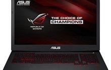 Asus Republic Of Gamers G751JY 17,3 игровой ноутбук - черный алюминий