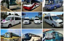 Заказ, аренда и прокат автобусов