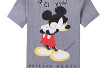Футболка Philipp Plein Mickey Bad Boy