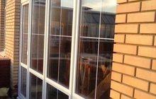Окна Рехау - лоджии, балконы