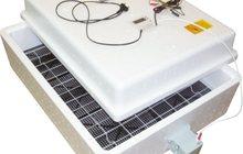 Инкубатор цифровой с автомат, переворотом и резервным питанием Несушка на 104 куриных яйца