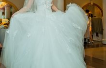 Свадебное платье от Оксаны Мухи