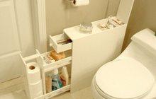 Узкие комоды для туалета, оптом и в розницу