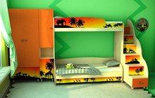 Детская мебель Африка (модульная)