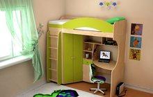 Детская кровать Облачко 6 ЛДСП