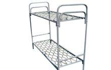 Кровати металлические двухъярусная, для больниц
