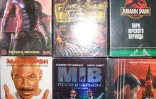Видеокассеты VHS (приключения, комедии)