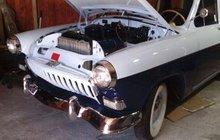 реставрация автомобилей семейства газ