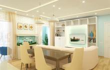 Ремонт квартир в Иркутске, Дизайн проект все включено