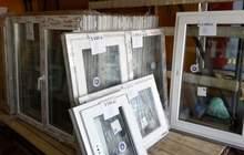 Распродажа пластиковых окон