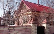 Двухэтажный бревенчатый дом (дача) 47 кв, м, р-н оз, Андреевское
