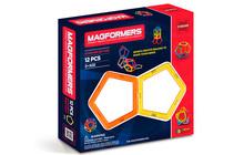 Magformers-12 - Магнитный конструктор Магформерс