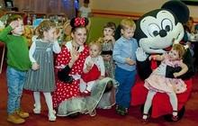 Организация детских праздников в Москве