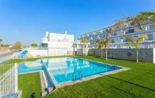 Недвижимость в Испании, Новая квартира с видами на море в Вильямартин