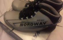 Ботинки лыжные Botas новые 43 размер