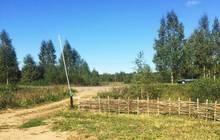 Участок 10 соток в ДНП Сергиево-Посадский район