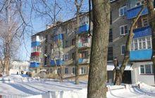 Двухкомнатная квартира со всеми удобствами с застекленным балконом