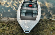 Купить лодку Wyatboat-390 У
