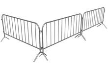Мобильные ограждения (фан-барьеры)