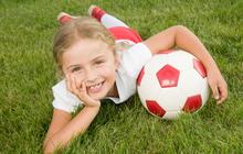 Набор детей в мини-футбольную команду