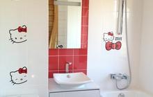 Ремонт ванной комнаты под ключ с дизайном санузла