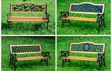 Чугунные скамейки парковые купить в Липецке