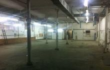 Производство-склад сдается двухэтажное отдельно стоящее здан