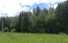 Участок ИЖС в Новой Москве в деревне Милюково в 28 км от МКАД
