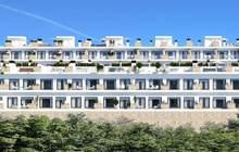 Недвижимость в Испании, Новый бунгало рядом с пляжем от застройщика в Гран Алакант