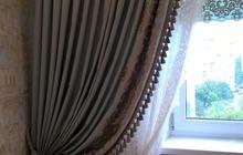 Ткани, шторы, жалюзи, карнизы, электро-карнизы