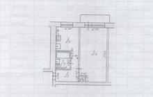 Продам 1-к квартиру по ул, Урицкого, 40а в г, Кимры (Центр)