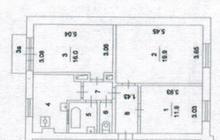 Продается уникальная 3-х комнатная квартира в историческом центре Москвы, ул, Остоженка, д, 41