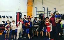 Набор в детскую секцию по боксу/кикбоксингу