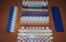 Пластиковые модульные конвейерные ленты для пищевого производства