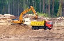 Реализуем и доставим карьерный песок