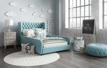 Элитные кровати для спальни в Москве