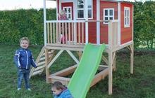 Детский городок для дачи от компании Air-Gym