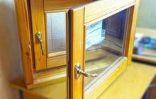 Производим деревянные оконные блоки