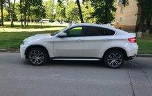 BMW X6 4.4AT, 2009, 180000км