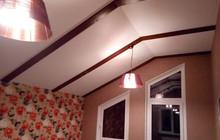 Натяжные потолки под ключ