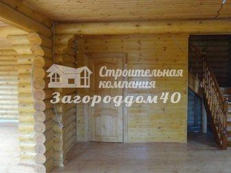 Просмотреть фотографию Загородные дома Дом по Калужскому шоссе 26807565 в Москве