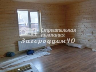 Скачать бесплатно фотографию Загородные дома Дом от застройщика в Калужской области 26858852 в Москве